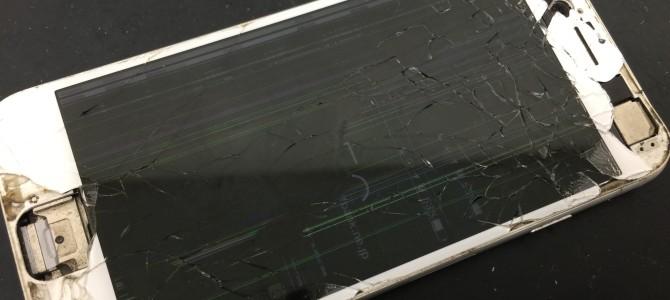 ◆たつの市よりiPhone6 ガラス割れ、液晶不良 -2017 10/16-